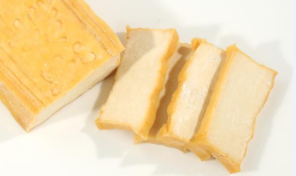 武冈豆腐洁白如玉